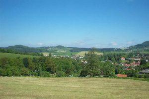 Blick vom Rodenbacher Küppel